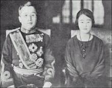 「1920年 - 朝鮮の王世子李垠と日本皇室の方子女王が結婚」の画像検索結果