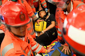 Hong Kong Airport Beatings Show Protesters' Fears <b>Running Wild</b> ...