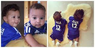 Image result for Lovely Photo Of Mikel Obi And  His Twin Girls