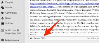 From CommentPress to PressBooks Web Writing EPress Trinity College