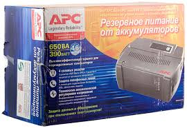 Обзор <b>ИБП APC</b> Back-UPS BR650CI-RS