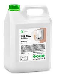 Купить пенное <b>мыло</b> 125362 <b>Грасс Milana</b> в канистре 5 литров от ...