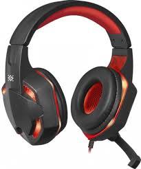 отзывы о <b>Defender Warhead G</b>-<b>370</b> (черный, красный)