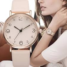 luminous luxury rose gold silver womens pocket watch crystal