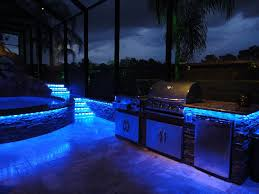gallery outdoor kitchen lighting: led outdoor kitchen lighting banales led outdoor kitchen lighting