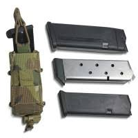TYR <b>Tactical</b>® <b>Pistol</b> Mag Pouch - <b>Combat Adjustable</b> Happy Mag ...