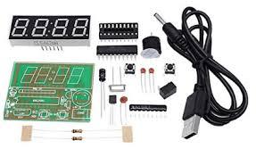 Top 10 Best <b>DIY Digital Clock</b> Kits: 2019 Reviews