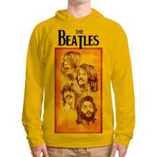 <b>Толстовка с полной</b> запечаткой The Beatles #1782288 от ...