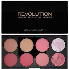 <b>Makeup Revolution</b> Blush Palette - <b>Палетка румян</b> | Makeupstore.ru