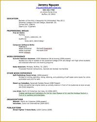 how to build a simple computer nilza net cover letter how to build a basic resume how to make a basic