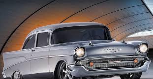 1957 Chevy Bel Air | Пикабу