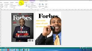 microsoft publisher how to create a magainze cover in publisher microsoft publisher 01 how to create a magainze cover in publisher