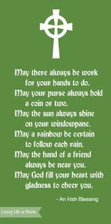Irish Quotes on Pinterest | New Beginning Quotes, Sympathy Quotes ... via Relatably.com