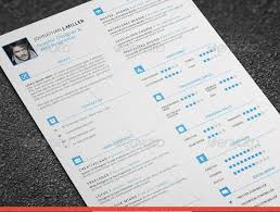awesome resume cv templates    pixels comsimple clean resume