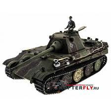 <b>Радиоуправляемый танк Taigen</b> 1/16 <b>Panther</b> type F (Германия ...