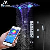 Waterfall Light <b>Shower Head</b> UK