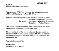 Veteran Resources Auburn VFW Post