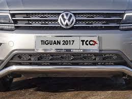 <b>Решетка радиатора верхняя</b> (<b>лист</b>) для VW Tiguan 2017- купить в ...