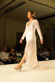 inaugural resort show a resounding creative success but where were a few good pieces here from rabuka good construction but once again as in her resort line presented at fashion week she insists on using the same