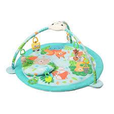 Детский развивающий коврик BabyOno с музыкой Forest - купить ...