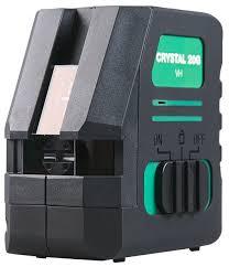 Лазерный уровень самовыравнивающийся <b>Fubag Crystal 20G</b> VH ...