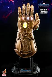 Avengers: Endgame - Infinity Gauntlet 1/4th scale ... - Hot Toys