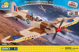 Supermarine Spitfire Mk. IX. COBI 5525. купить ... - Конструктор COBI