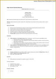 resumes for high school students   jumbocover infothis resume template for applying for some student job position  resumes for high school