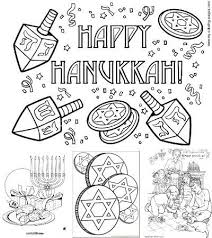 Looking for free printable Hanukkah Coloring pages? Look no ...