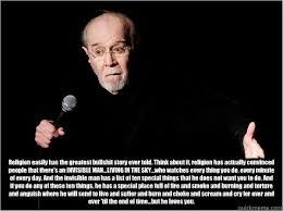George Carlin memes | quickmeme via Relatably.com