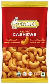 <b>Кешью Camel жареный подсоленный</b> пластиковый пакет 40 г ...