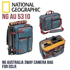 <b>National Geographic</b>/<b>NG</b>/<b>AU</b>/5310/3Way/Camera/Bag/Backpack