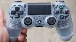 Sony Dualshock 4 (<b>Crystal Clear</b>) <b>Controller</b> Unboxing & First Look ...
