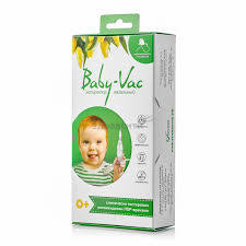 <b>Аспиратор назальный</b> детский <b>Baby</b>-<b>Vac</b> (Бейби-Вак) с двумя ...