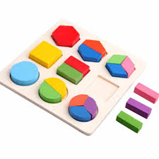 Kids Toy <b>Wood Puzzle</b> Small Size 11*11cm <b>Wooden 3D Puzzle</b> ...