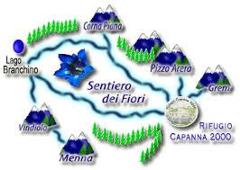 Sentiero dei Fiori Alpe Arera Zambla Valle Serina Oltre il Colle
