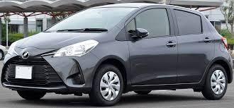 <b>Toyota</b> Vitz - Wikipedia