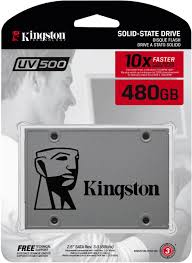 *new <b>Kingston 480GB SSDNow</b> UV500 SUV500/480G SATA-3 2.5 ...