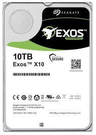 <b>Жесткий диск Seagate</b> 10 TB ST10000NM0016