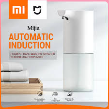 <b>Xiaomi Mijia Automatic</b> Induction Sensor Foaming Soap Dispenser ...
