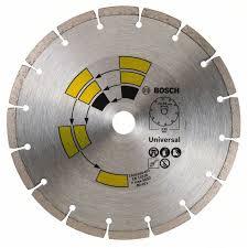 <b>Диск алмазный</b> универсальный (<b>230х22.2</b> мм) <b>Bosch</b> 2609256403