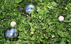 <b>Набор для игры</b> Бочче в сумке (8 шаров, хром) / Petanque Москва