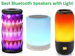 Top 15 Best <b>Bluetooth Speakers</b> with Light in 2020
