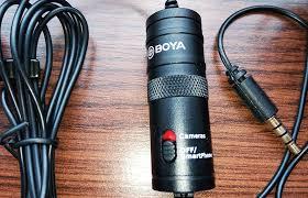 Микрофон петличный <b>Boya</b> BY-<b>M1</b> купить в интернет-магазине ...