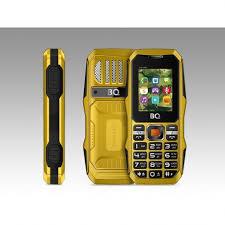 <b>Сотовый телефон BQ BQ-1842</b> Tank mini Yellow купить в ...