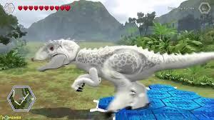 Lego <b>World Jurassic</b> Period <b>игра</b>.Большие Динозавры.Мультики и ...