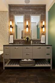 vanity light ideas bathroom rustic with floor tile bathroom tile floor tile bathroom pendant lighting double vanity