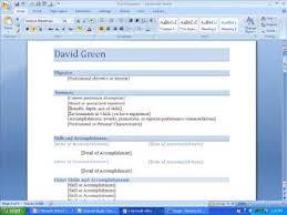 proper way to write a resume youtube do a resume