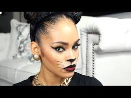 last minute makeup tutorial y cat