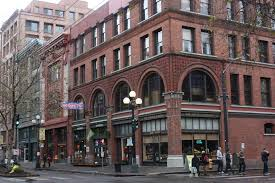Image result for seattle pioneer square images